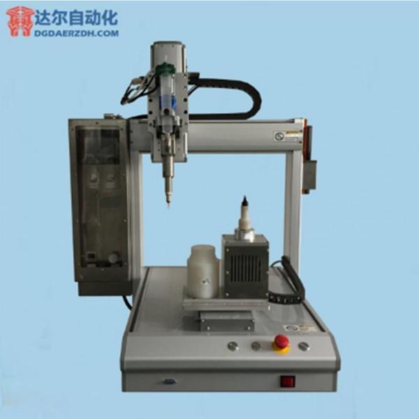 DR-300ZL2 阻尼油点涂机方案-- 东莞达尔自动化设备有限公司